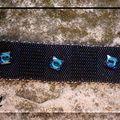 Premier bracelet peyote