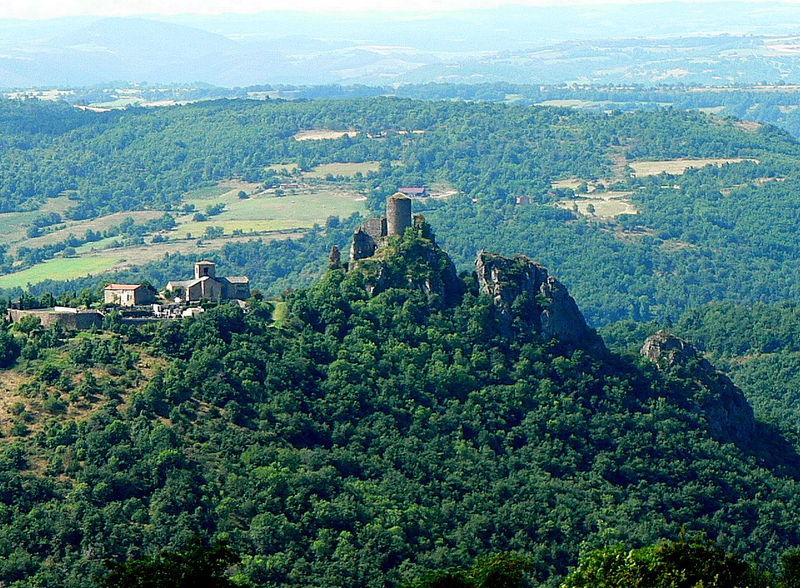 château de Léotoing
