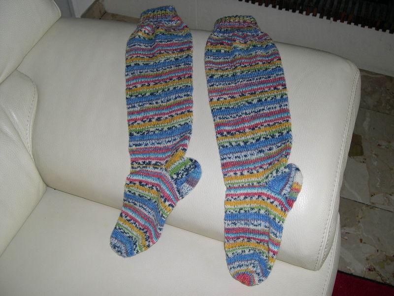 chaussettes de Lucy