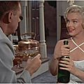 Sept ans de réflexion (the seven year itch) de billy wilder - 1955