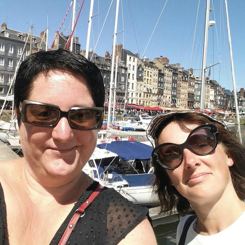 Normandie - honfleur - vacances -6