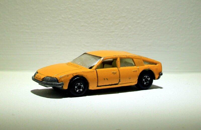 Bmc 1800 pininfarina (ref 56) Matchbox