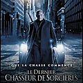 Cinéma - le dernier chasseur de sorcières (1/5) et lock out (2/5)
