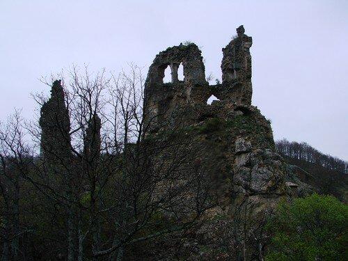 2008 04 20 Le château de la Tourette