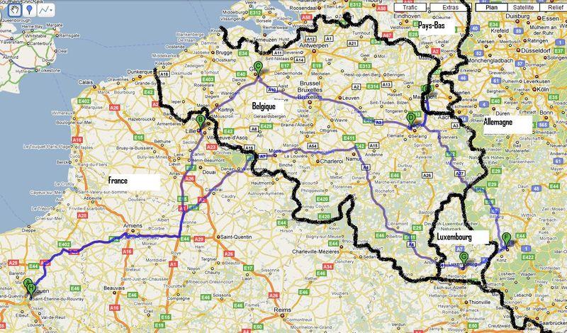 jour 1: Lille et Roubaix