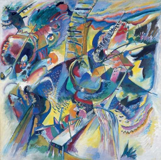 Wassily Kandinsky, Improvisation, 1914