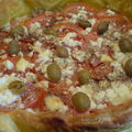 ~tarte thon/tomate/fromage~