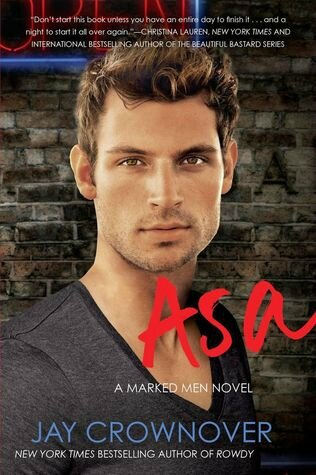 Asa (Marked Men #6) by Jay Crownover