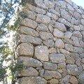 Mur médieval ,1100/1300 Ap J.C.