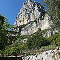 Le tour du Baou de St Jeannet