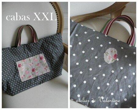 cabas xl et cabas valentine juin 20121