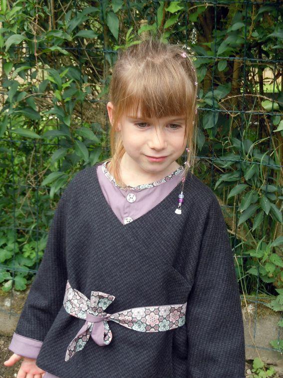 Norah tenue short-gilet-tunique 1-14