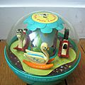 Roly Poly Chime Ball Fisher Price vintage