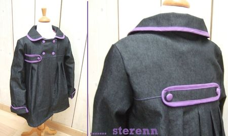 manteau violet 2
