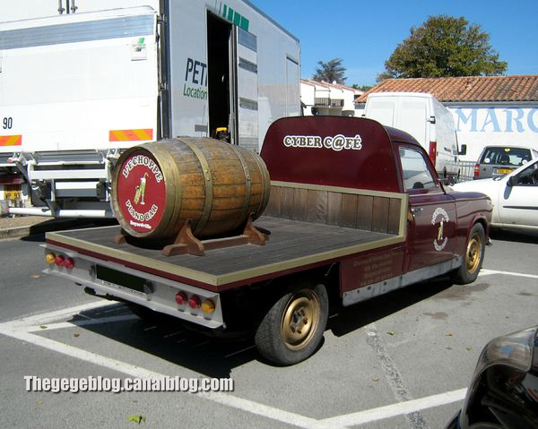 Peugeot 403 pick-up (Boyardville) 02
