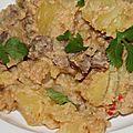 Bœuf pimente sauce cacahuete