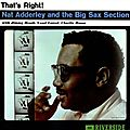 Nat Adderley and the Big Sax Section - 1960 - That's Right! (Riverside)
