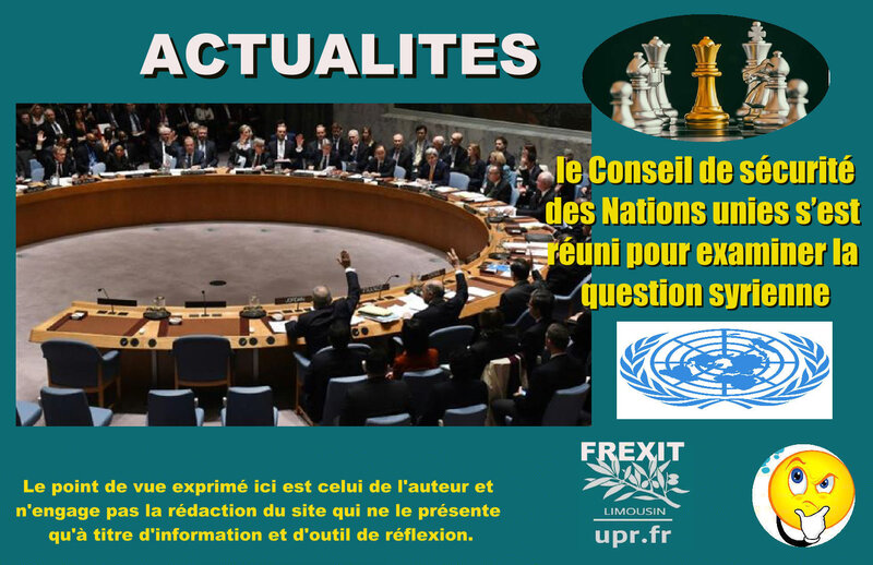ACT SYRIE ONU