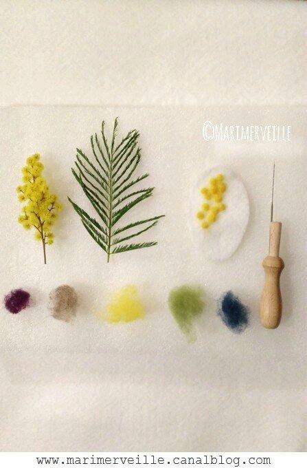 Palette nature - Marimerveille