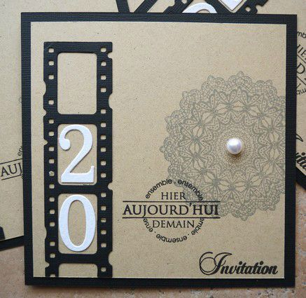 mariage blog carte invitation 20 ans mariage. Black Bedroom Furniture Sets. Home Design Ideas