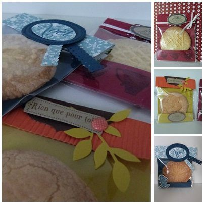 cookies stampin up