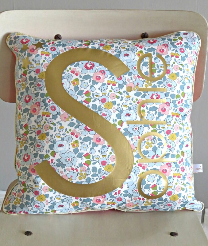 Coussin Sophie
