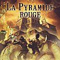 La pyramide rouge - rick riordan