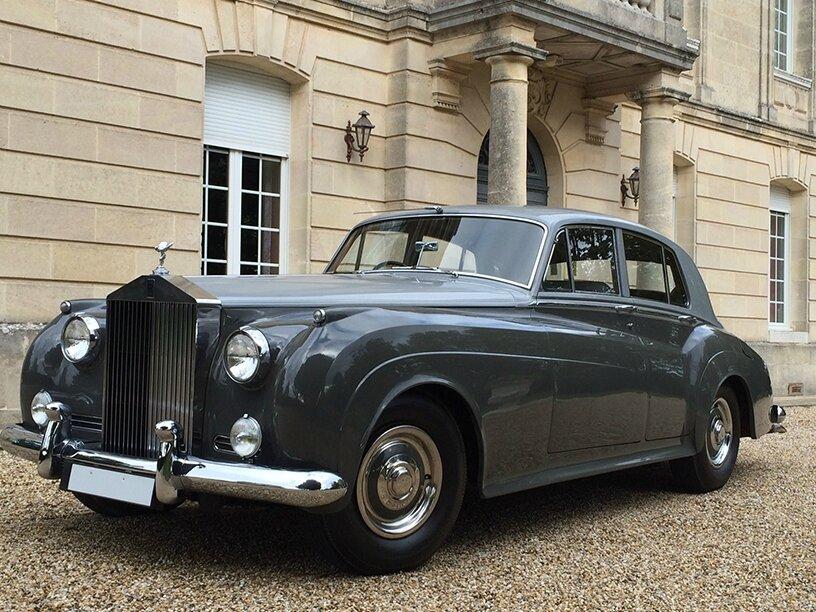 1956 Rolls Royce Silver Cloud RHD