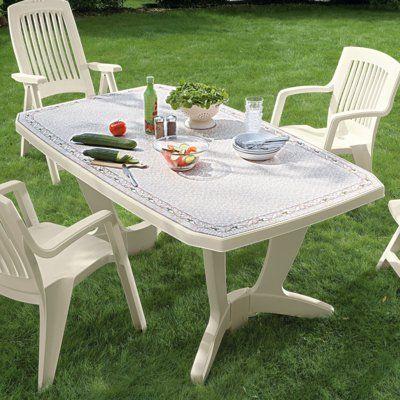 Meuble de jardin en plastique entretien de meubles en for Meuble jardin design