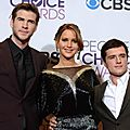 Hunger games fait un carton aux people choice awards 2013