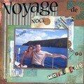 VOYAGE DE NOCE