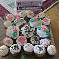 Cupcakes girly - recette gagnante du concours anniversaire