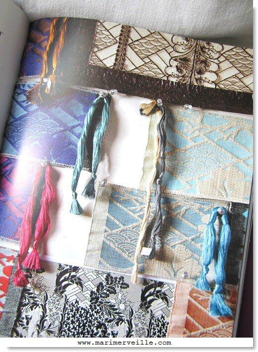 métiers d'art de la mode - le tisserand 2 - Marimerveille