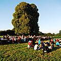 Les Veillées d'été 2011 en photos