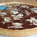 Tarte au Chocolat la plus Simple....