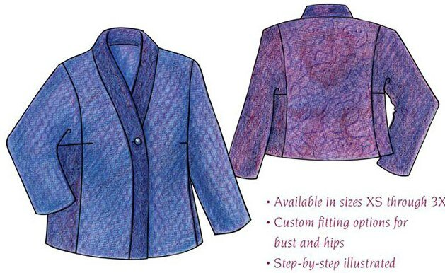 Fit For Art - Tabula Rasa Jacket
