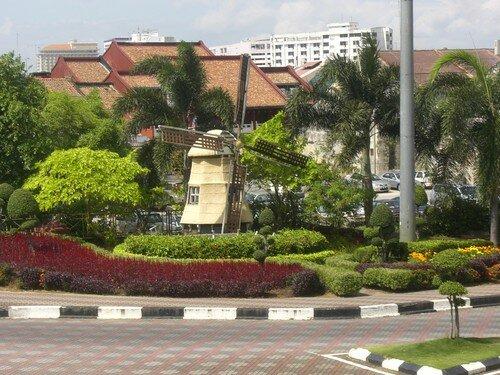 Malacca, centre historique