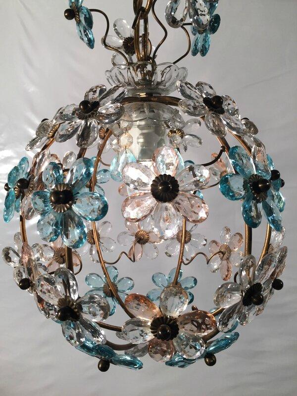 lustre boule de fabrication artisanale cr ation artisanale de luminaires de luxe appliques. Black Bedroom Furniture Sets. Home Design Ideas