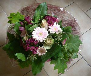 bouquet rond 2