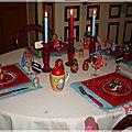 Table matriochkas 3 004