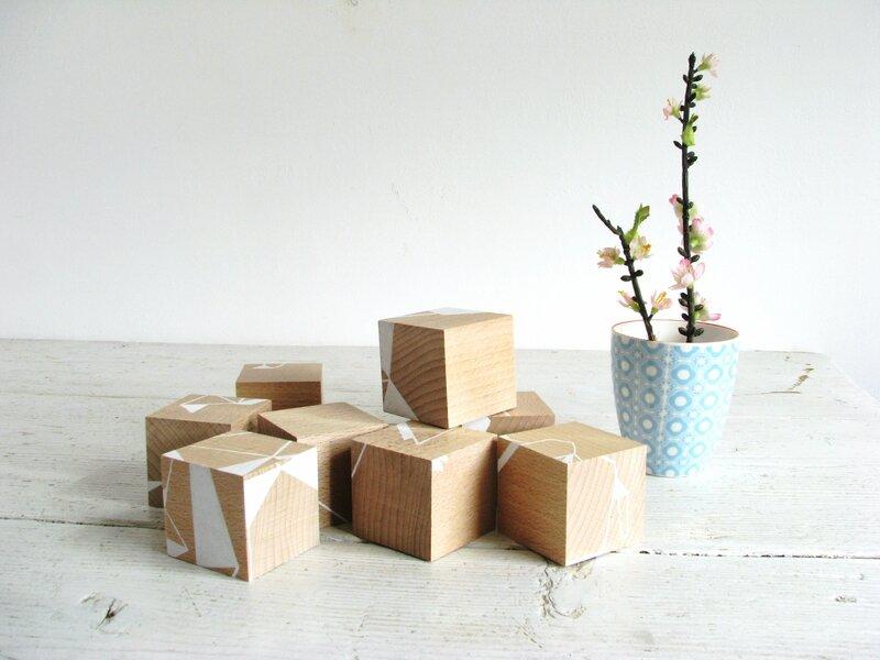 cubes origami chezpiu 12