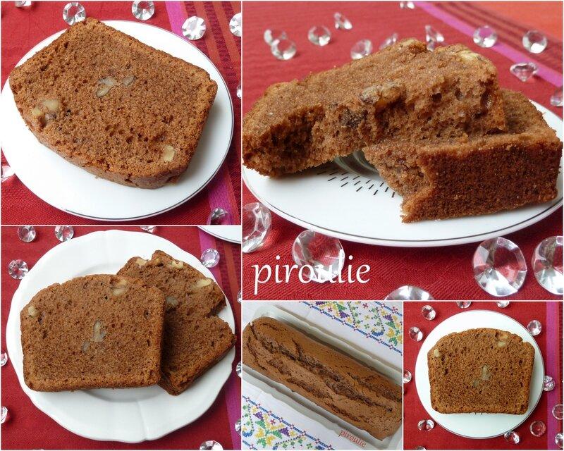 cake au noix