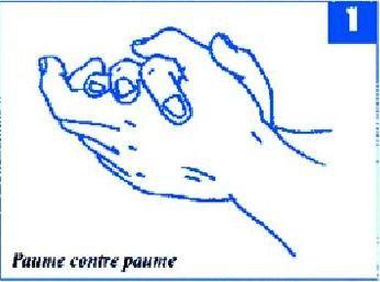 Lavage simple des mains je replace toutes les les bons - Coloriage lavage des mains ...