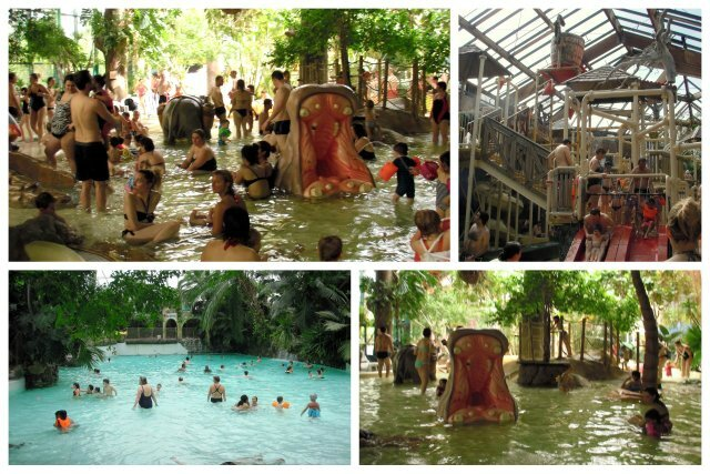Notre long week end au center parcs les bois francs en for Piscine center parc normandie