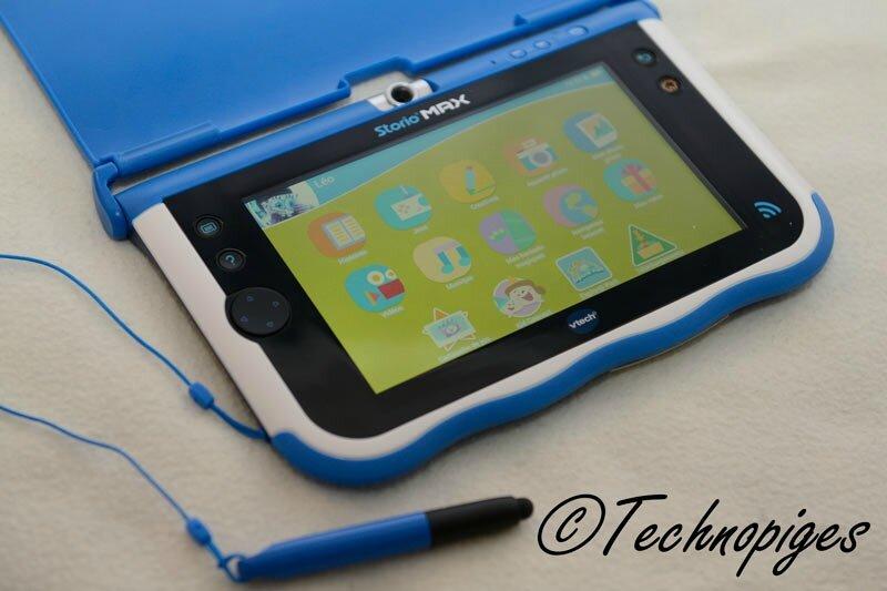 tablette storio max de vtech le tr s grand test mon petit journal high tech. Black Bedroom Furniture Sets. Home Design Ideas