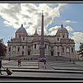 6ème jour basilique san maria maffiore