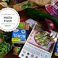 On a testé la box repas hello fresh
