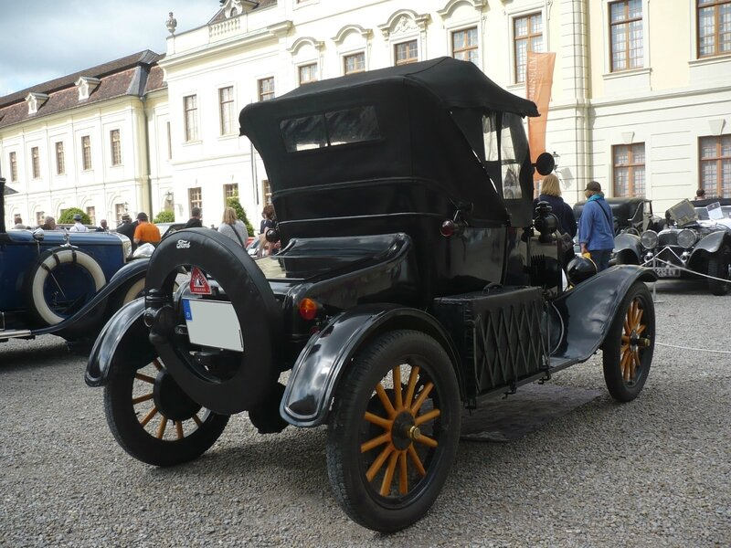 FORD Model T roadster 1923 Ludwigsburg (2)