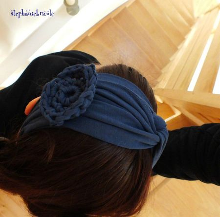 tuto couture, faire soi-mme un bandeau pour les cheveux, tuto bandeau, diy headband