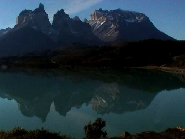 Torres del Paine, parc national